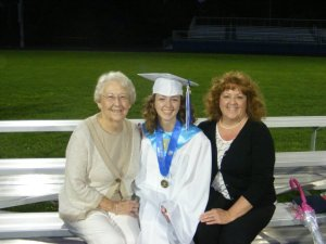 My graduation.